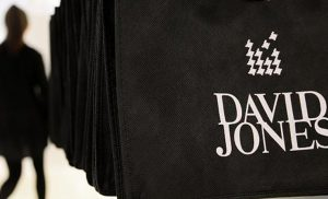 David Jones Sales Fall, But Online Soars 46.8%