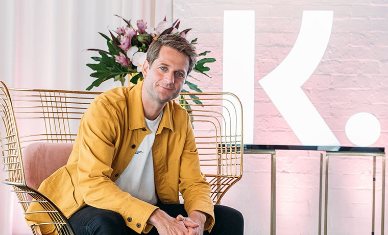 15 Minutes With Sebastian Siemiatkowski, CEO of Klarna