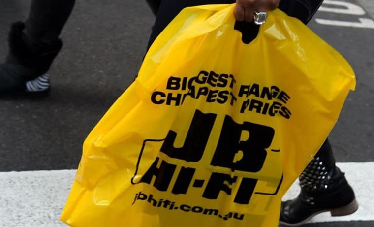 JB Hi-Fi Defies Retail Slump with Strong HY20 Growth