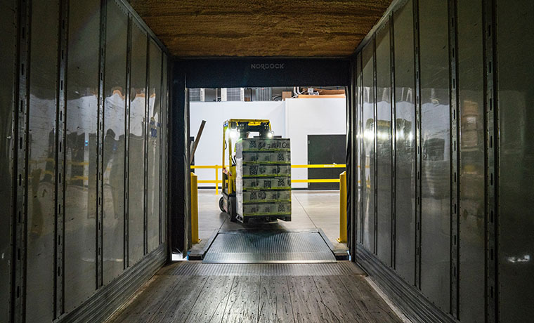 COVID-19 and the Impact on Logistics
