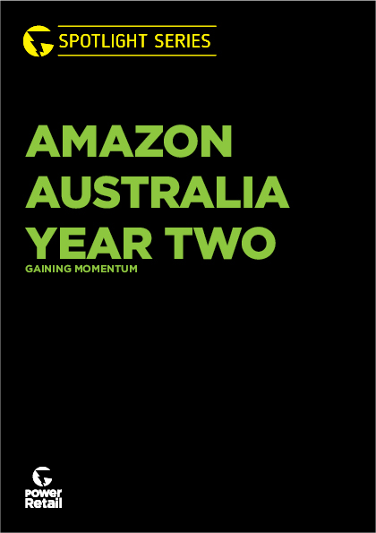 Amazon Australia: Year Two