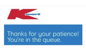 The Kmart Queue Question | Are We Social Distancing Online?