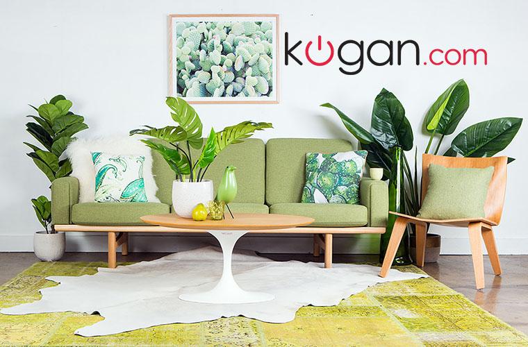 Kogan's $4.4M Bid for Furniture and Homewares