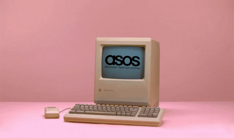 E-Commerce Time Machine | ASOS