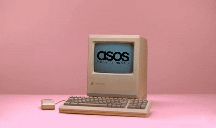 E-Commerce Time Machine | ASOS