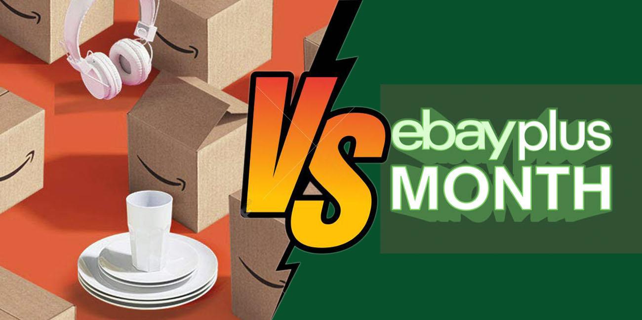 Amazon vs. eBay: The Battle of the Bargains