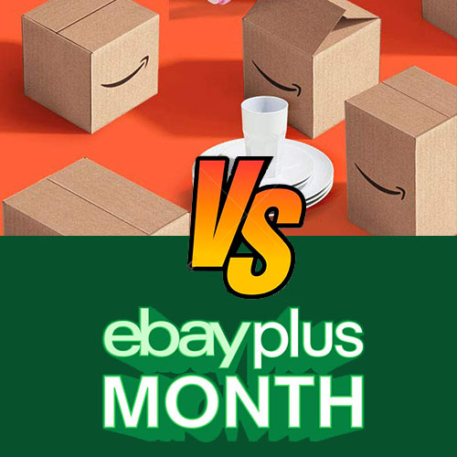 Amazon vs. eBay: The Battle of the Bargains
