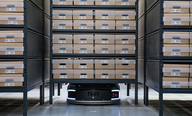 The Future of Warehouse Automation for E-Commerce