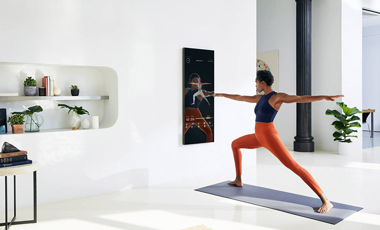 Lululemon Buys Fitness Tech Company During Home Workout Boom