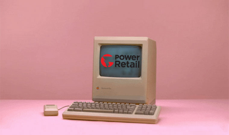 E-Commerce Time Machine: Power Retail