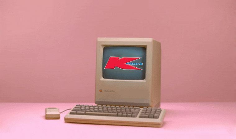E-Commerce Time Machine: Kmart Australia
