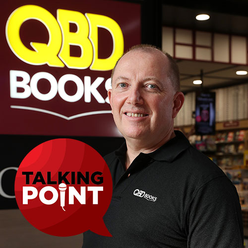 Talking Point: How QBD Books Online Sales Doubled in a Year