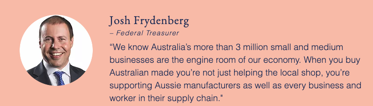 via Buy Aussie Now
