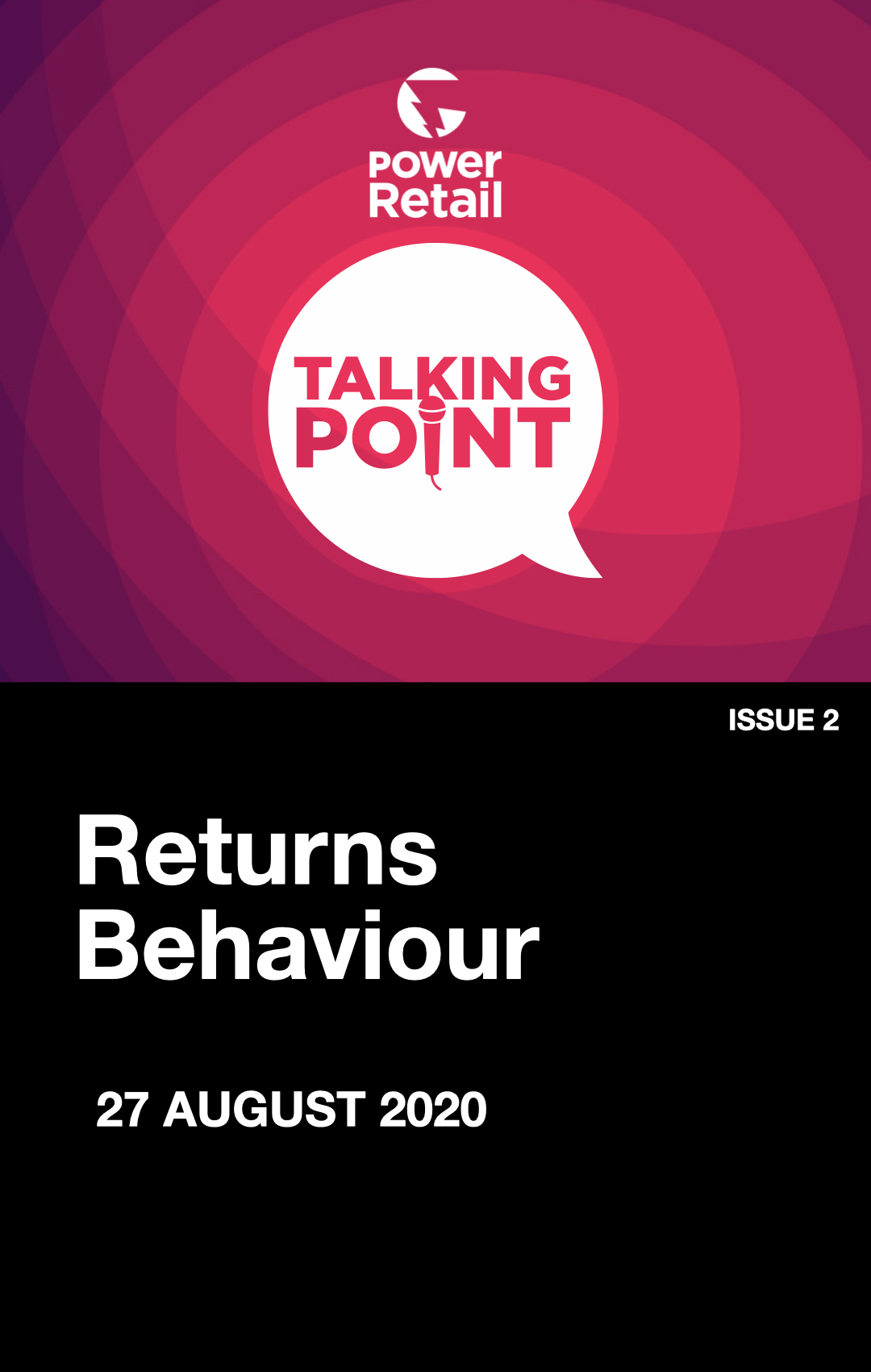 Talking Point Report #2