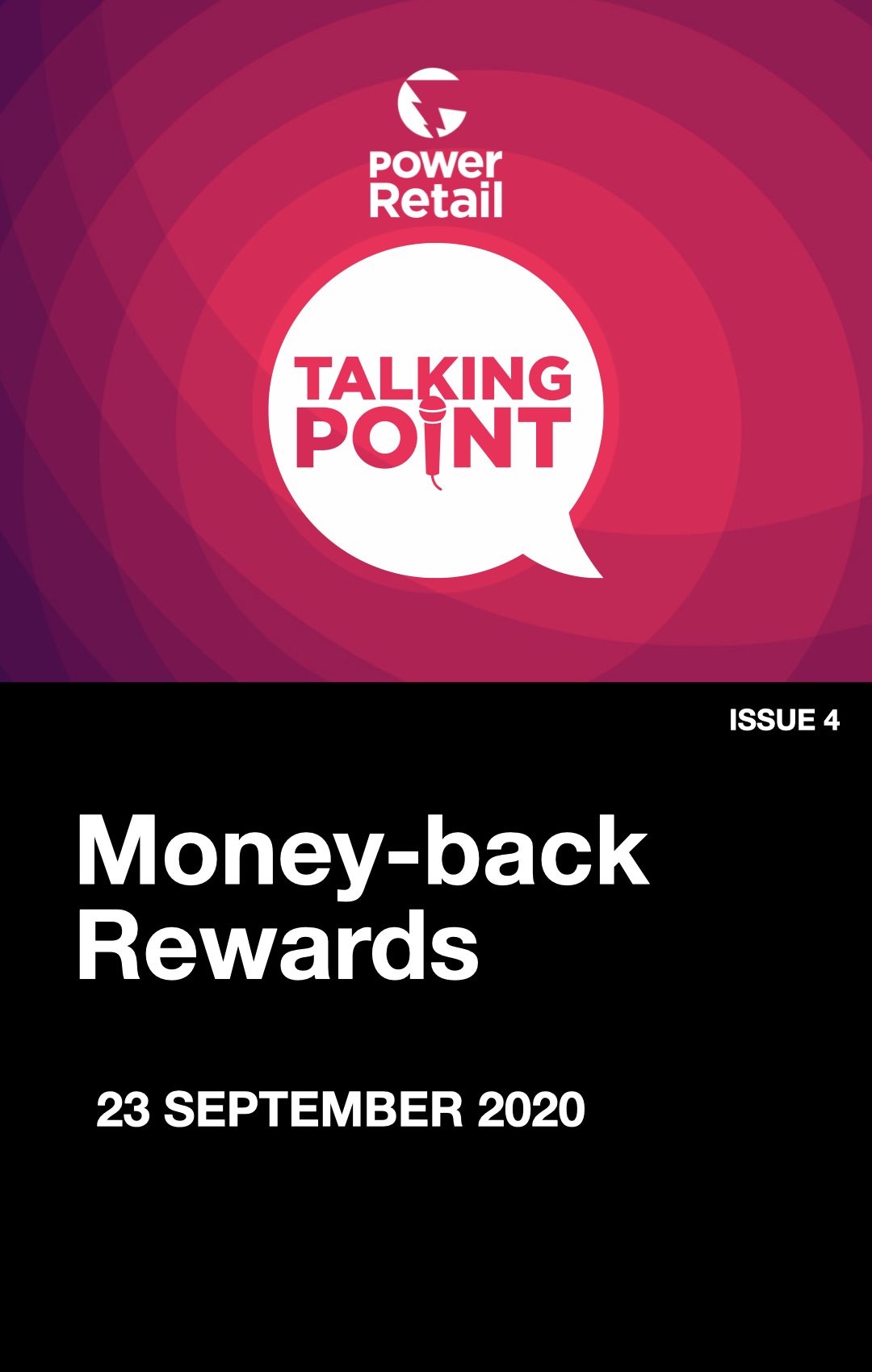 Talking Point Report #4