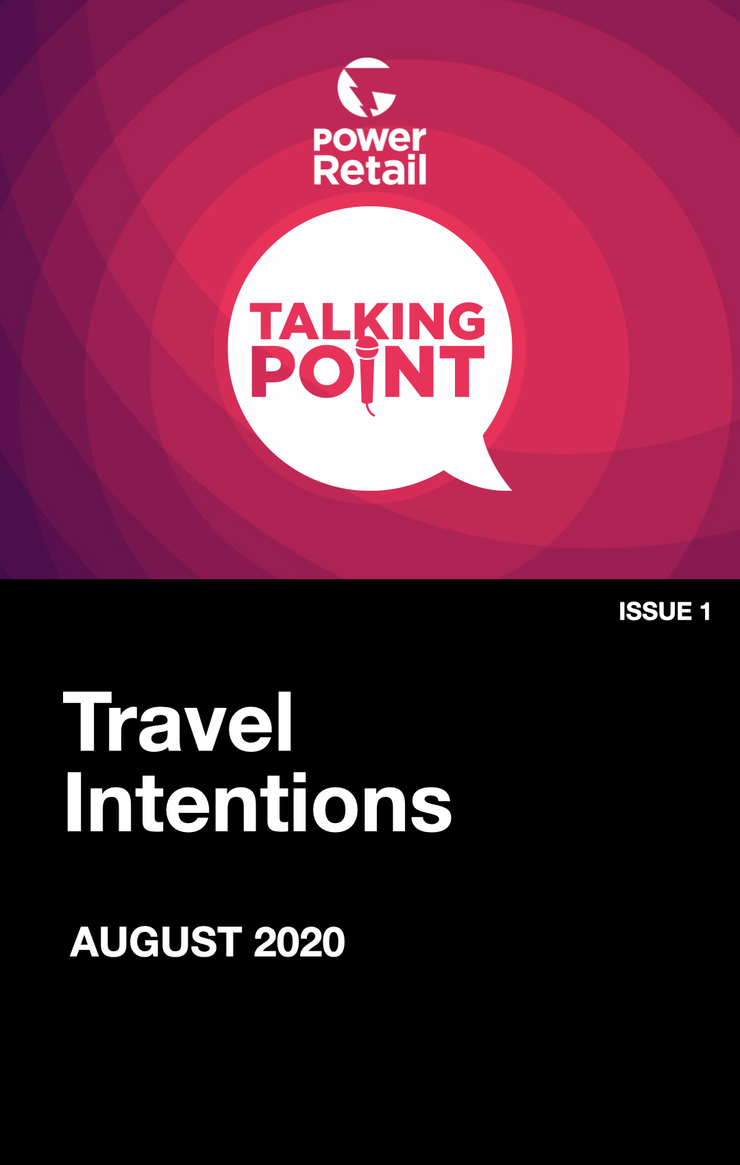 Talking Point Report #1
