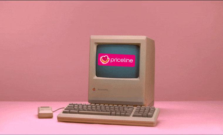 E-Commerce Time Machine: Priceline