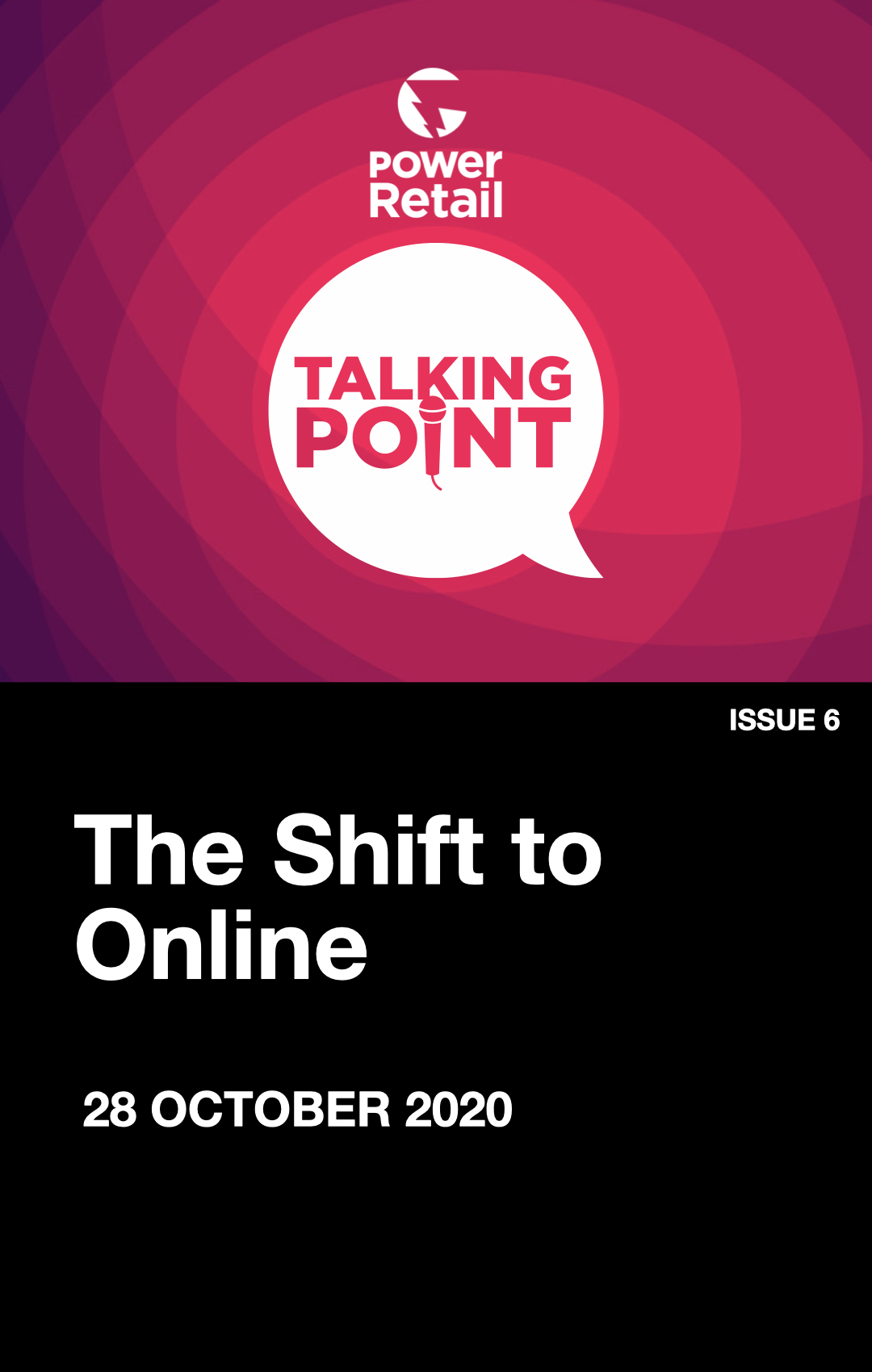 Talking Point Report #6