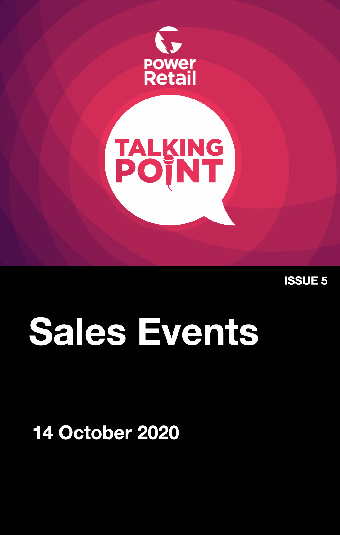 Talking Point Report #5