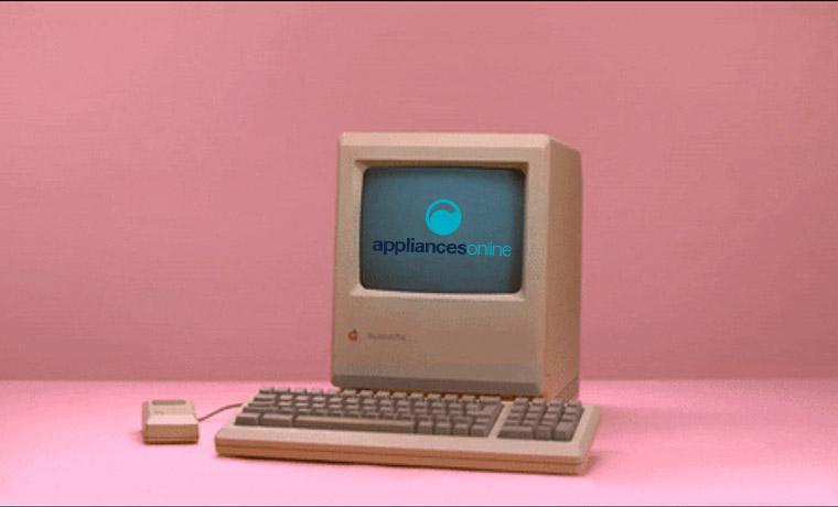 E-Commerce Time Machine: Appliances Online