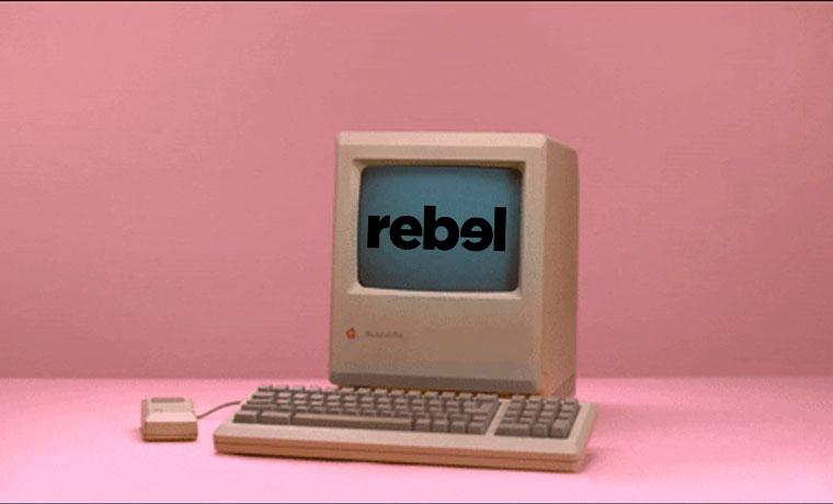 E-Commerce Time Machine: Rebel