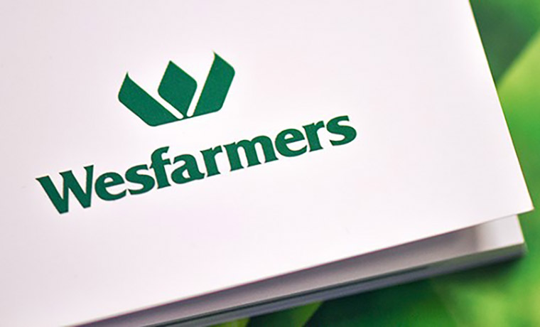 Wesfarmers Starts FY Strong, Online Sales Up 166% YoY
