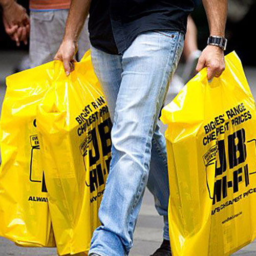 JB Hi-Fi's E-Commerce Drives 'Record Sales' in HY21