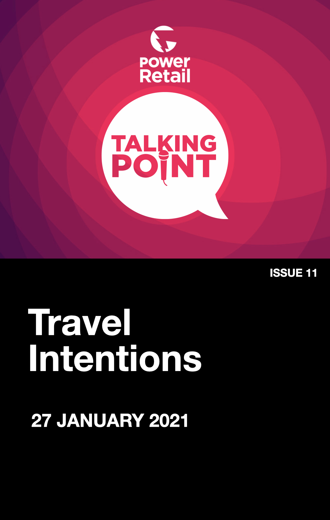 Talking Point Report #11