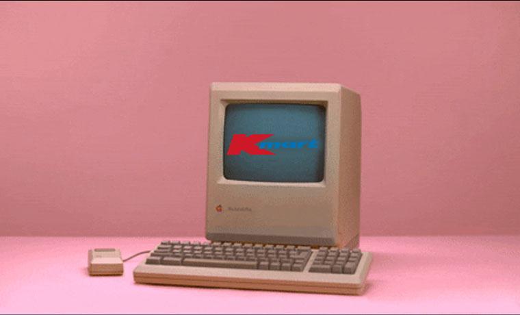 E-Commerce Time Machine: Kmart