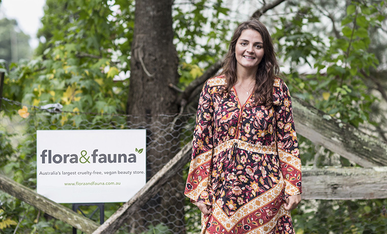 Greener on the Other Side | Q&A with Flora & Fauna CEO, Julie Mathers