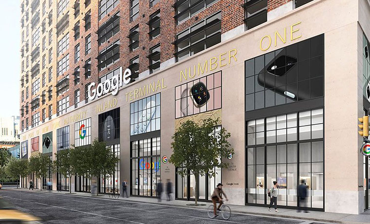 Google Takes the Next Step with First Physical Store