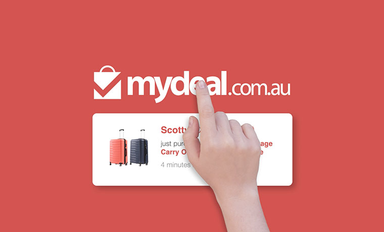 MyDeal Launches Native App for iOS and Android