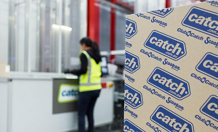 Catch's New Sydney Warehouse Backs the E-Com Boom