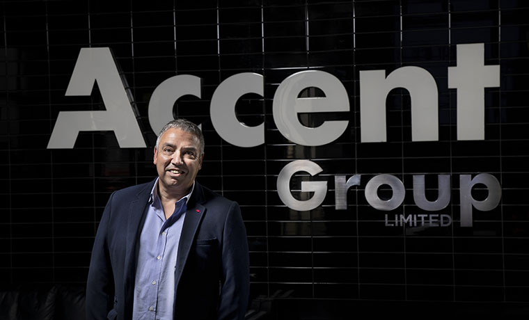 How Daniel Agostinelli Took Accent Group from Humble to Hypersonic