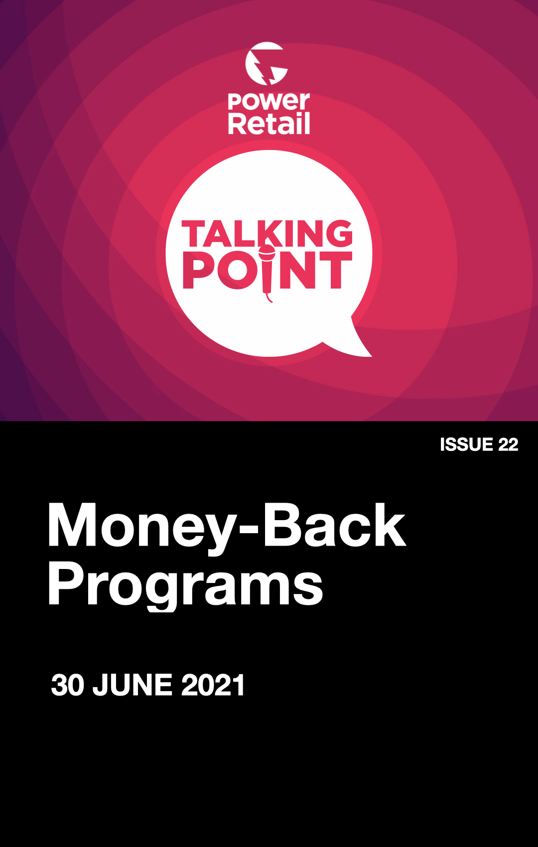 Talking Point Report #22
