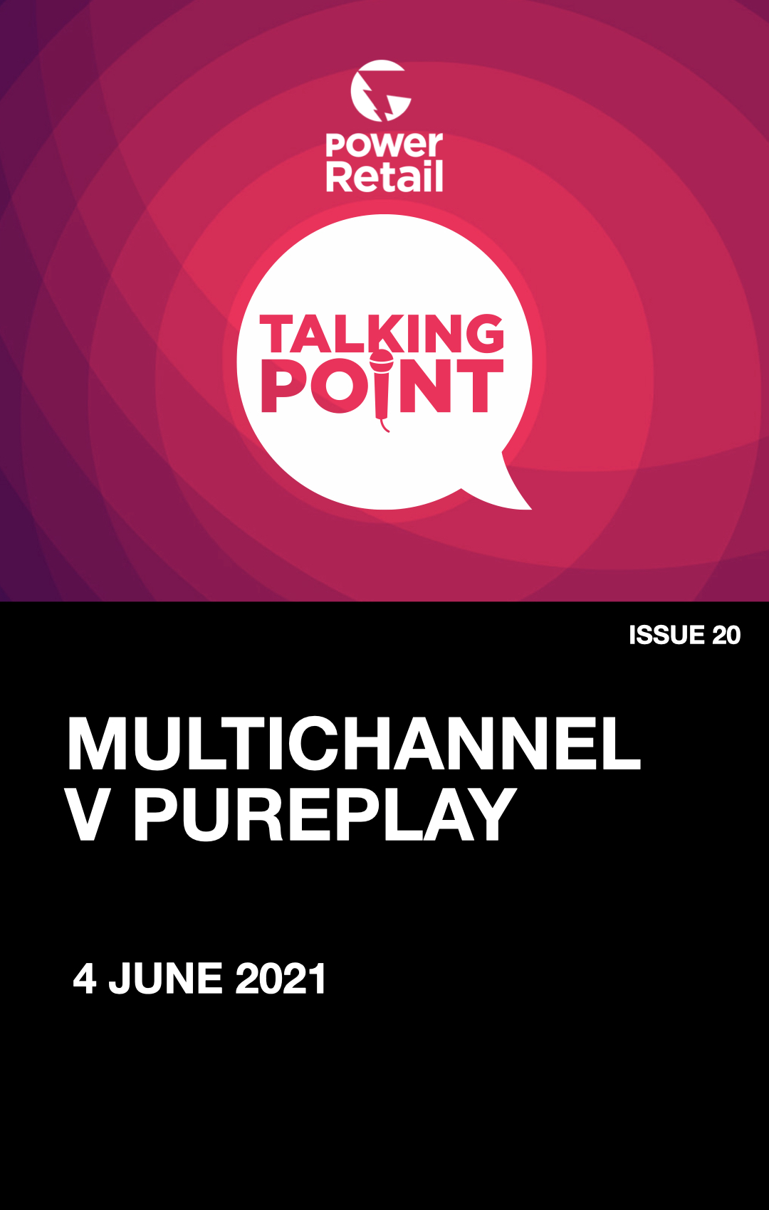 Talking Point Report #20