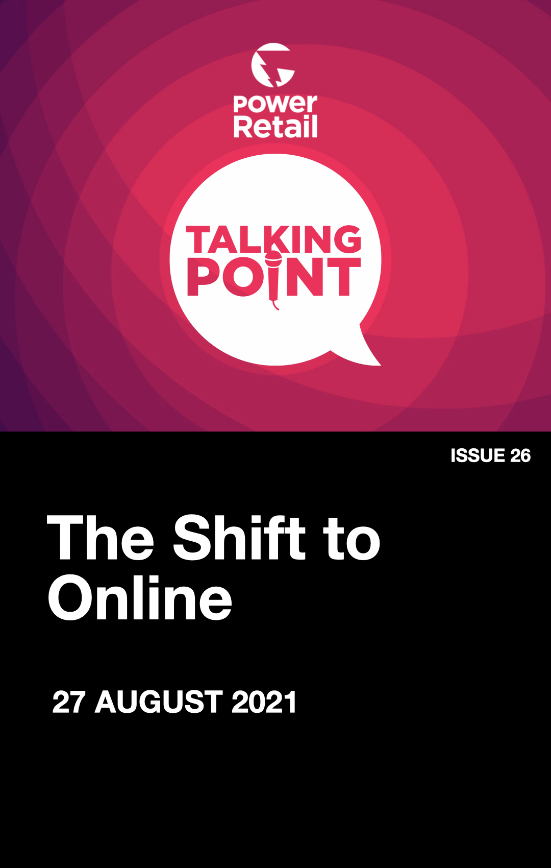Talking Point Report #26