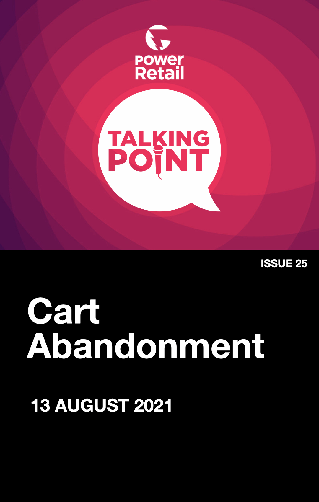 Talking Point Report #25