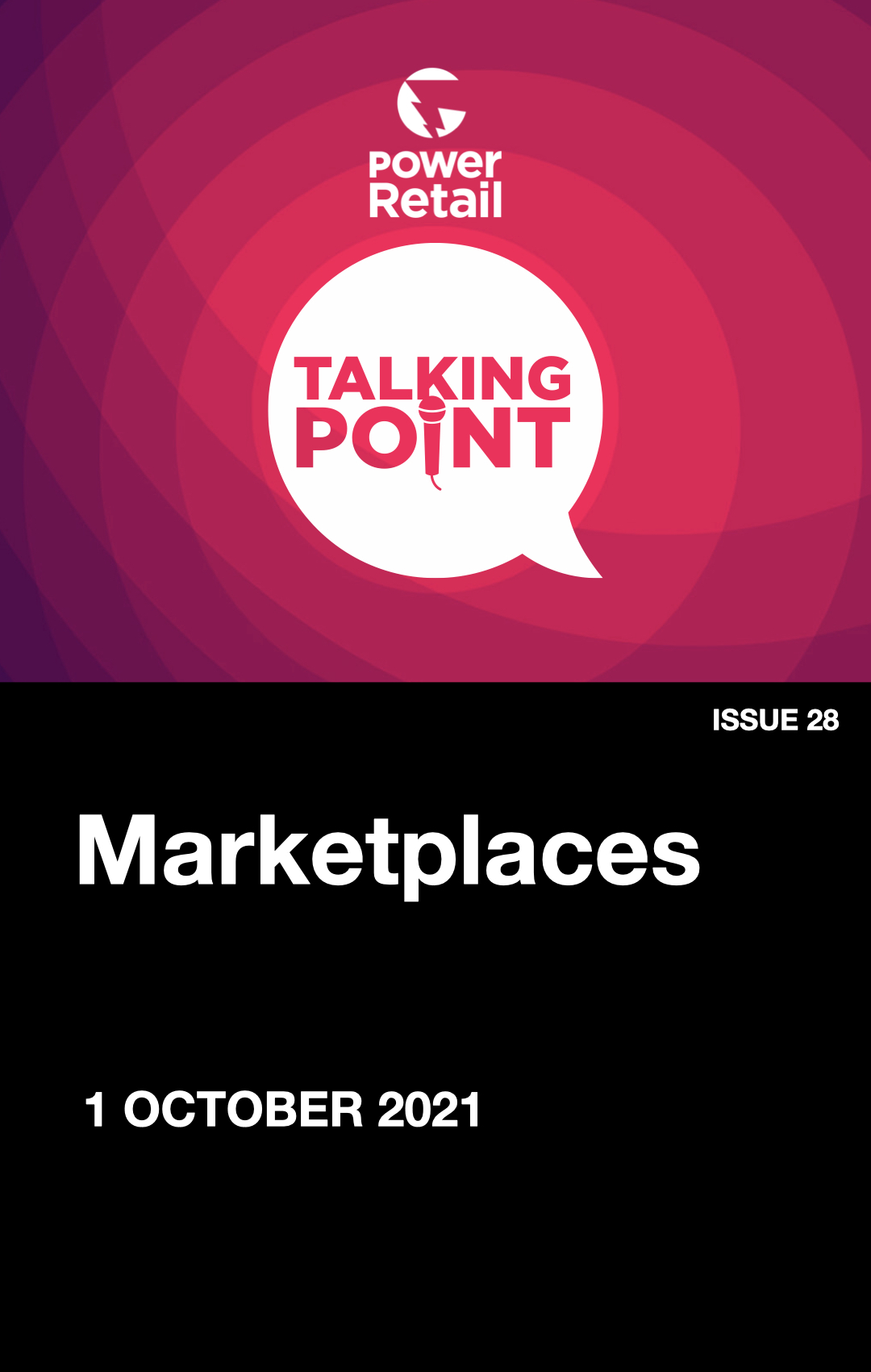 Talking Point Report #28