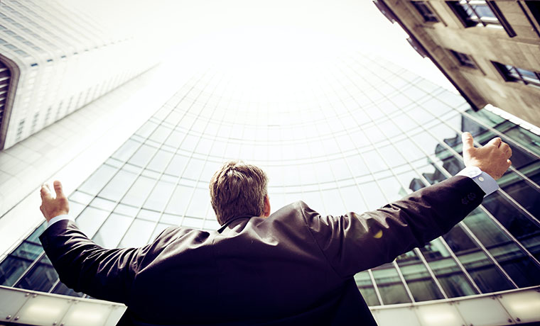 Business Confidence Leaps to Above Average 2021 Levels